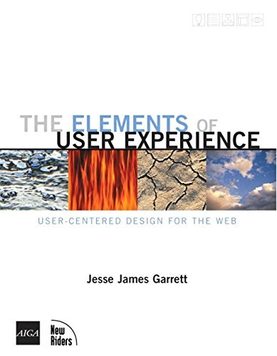 Elements of User Experience: User-centered Design ...