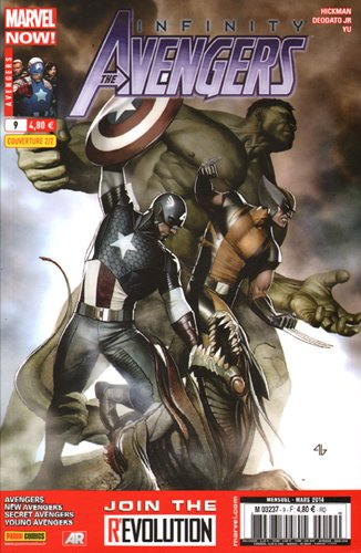 Avengers : Infinity Tome 2