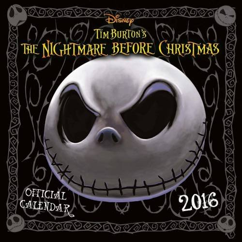 The Official Nightmare Before Christmas 2016 Squar...
