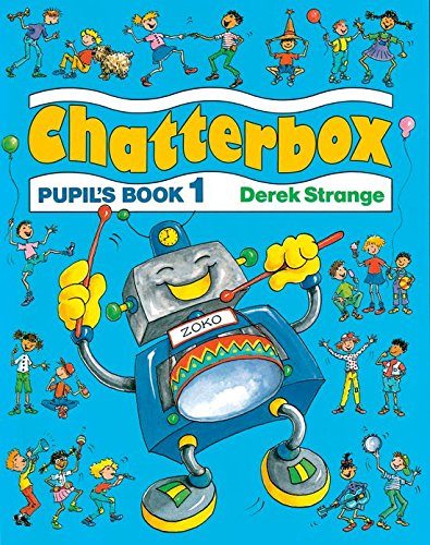 Chatterbox : Pupil's Book 1