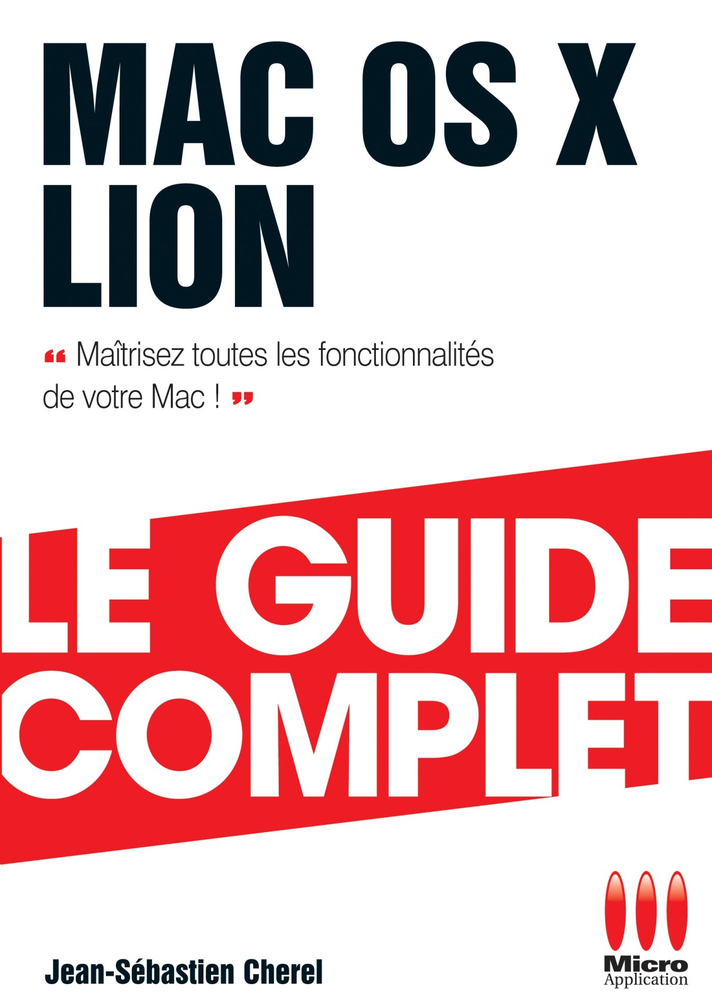 GUIDE COMPLET MAC OS X LION