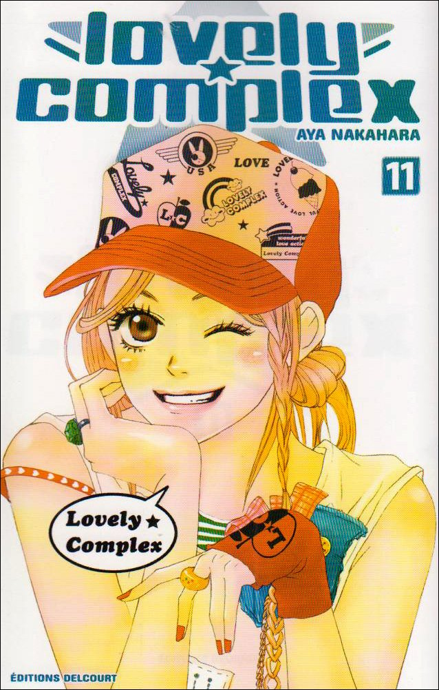 Lovely Complex Vol.11