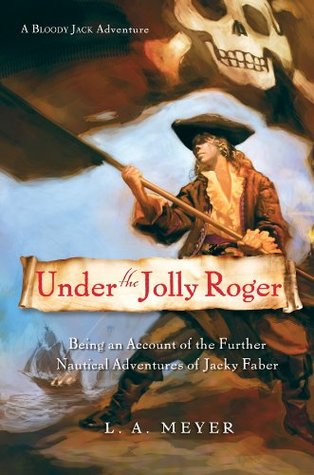 Under the Jolly Roger: Being an Account of the Fur...