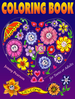 Coloring Book for Teens or Adults