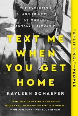 Text Me When You Get Home: The Evolution and Trium...